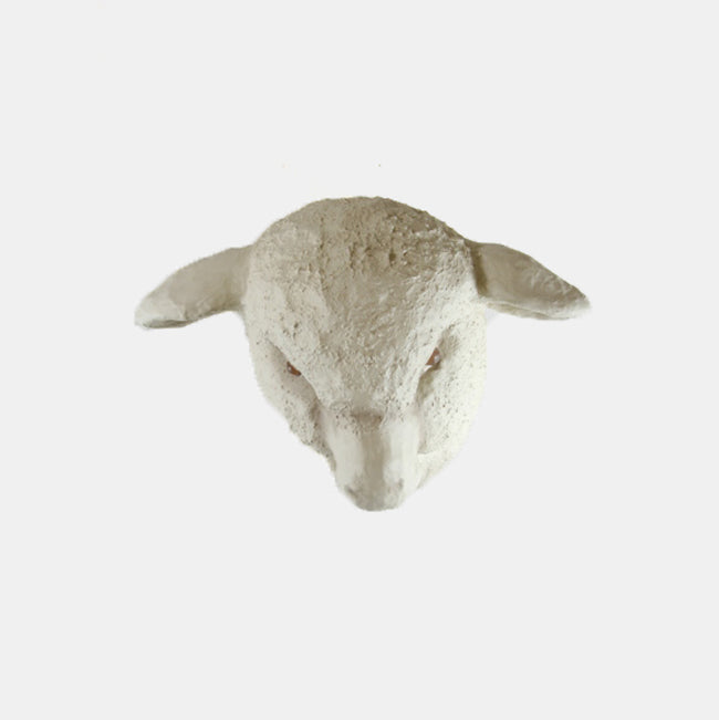 Sheep Wall Mount