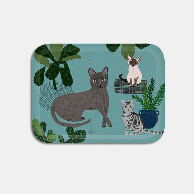 Cats Tray, small