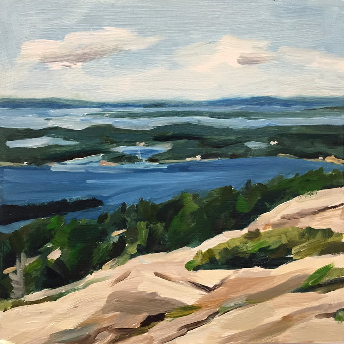 Somes Sound from Parkman