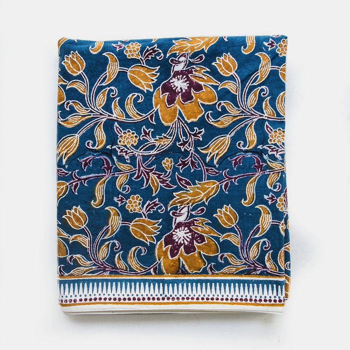 Sonali Blue Tablecloth