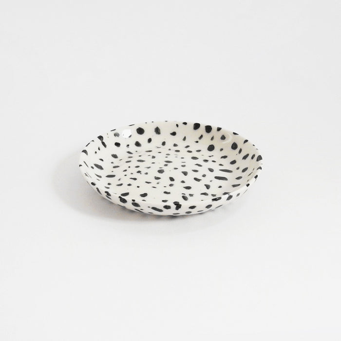 Speckled Plate, small