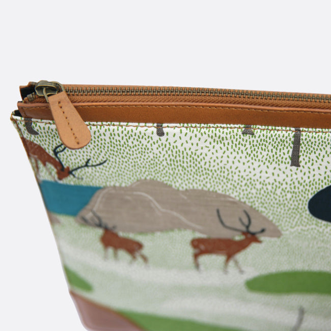 Spotted Deer Laptop Case