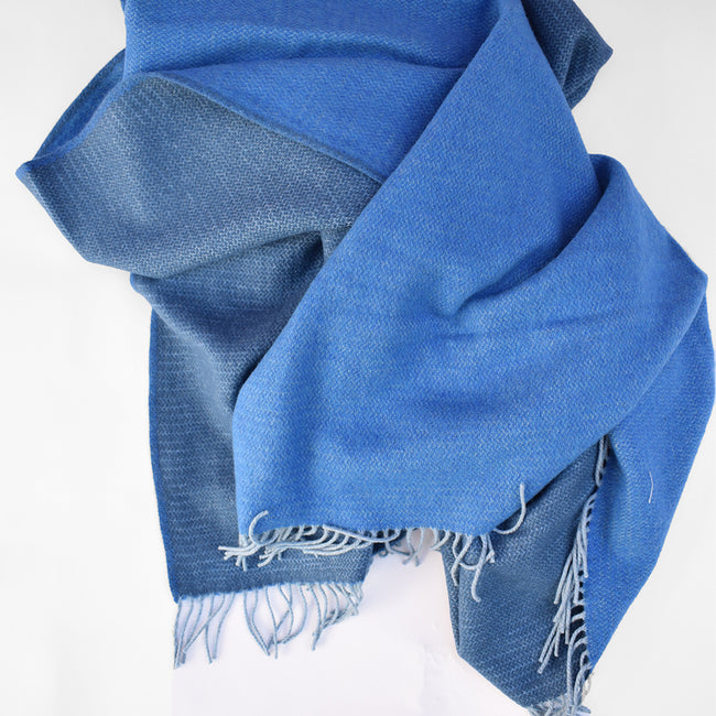 Stella Blue Throw