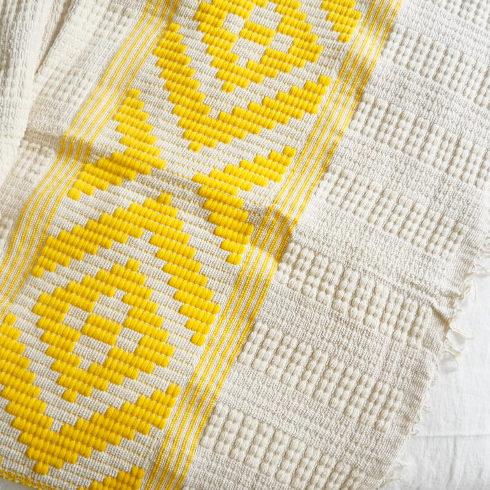 Sunflower Throw