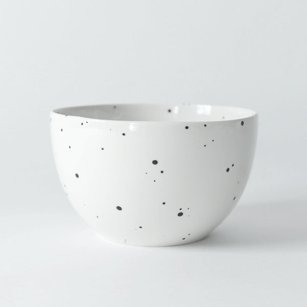 Finca Tall Serving Bowl, dot