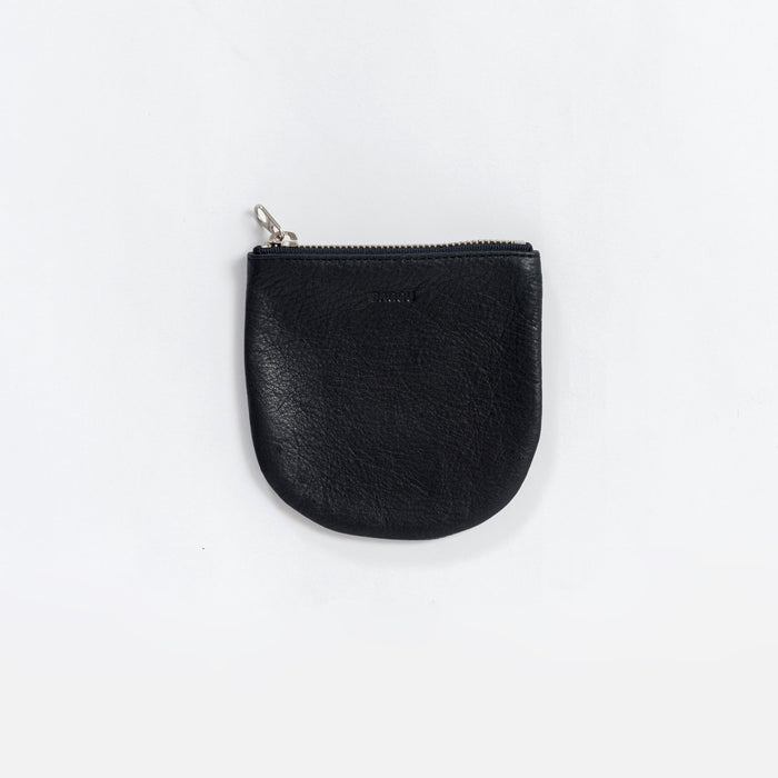Black Pouch, Bag, Baggu, Collyer's Mansion - Collyer's Mansion