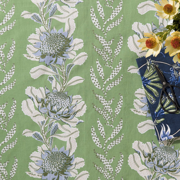 Imperial Waratah Forest Tablecloth