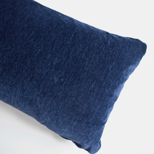 Everest Ink Velvet Pillow, lumbar