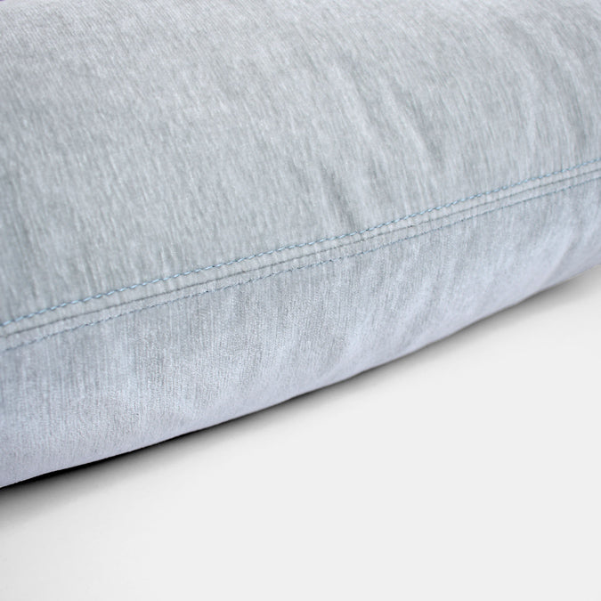Everest Spa Velvet Pillow, lumbar