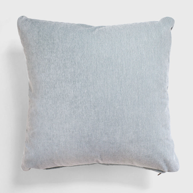 Everest Spa Velvet Pillow, square