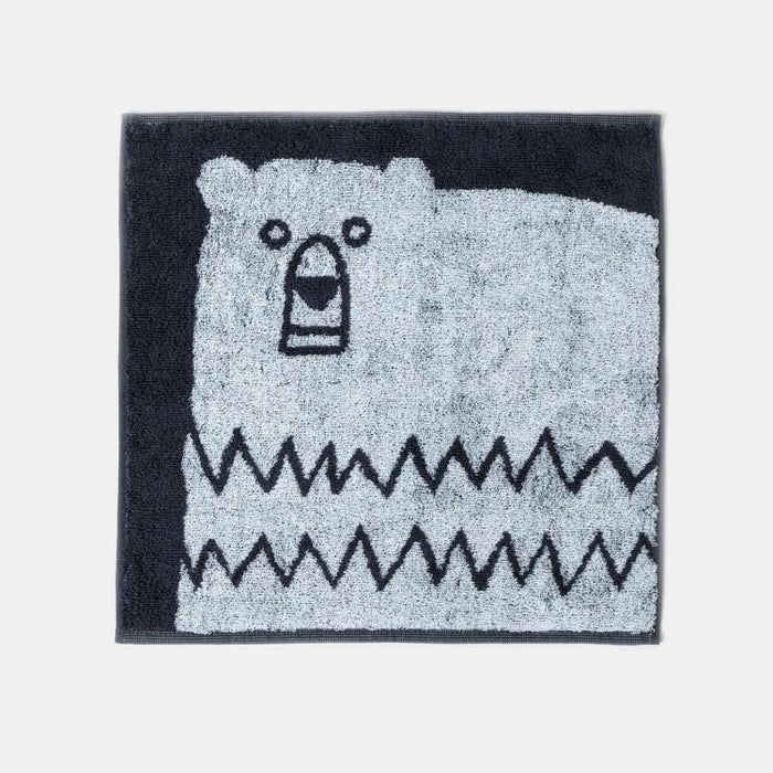 Animal Facial Towel, bear, Towel, Morihata, Collyer's Mansion - Collyer's Mansion