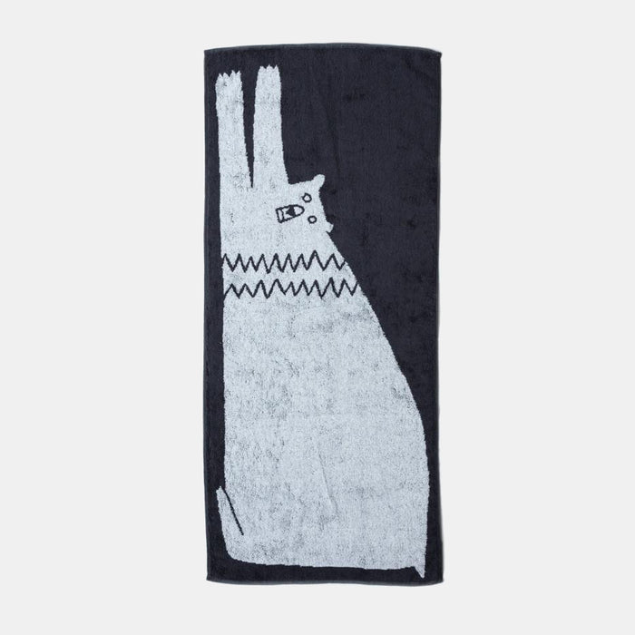 Animal Hand Towel, bear, Towel, Morihata, Collyer's Mansion - Collyer's Mansion
