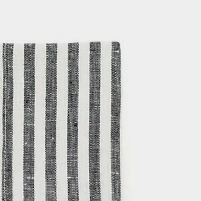 Black Stripe Kitchen Cloth