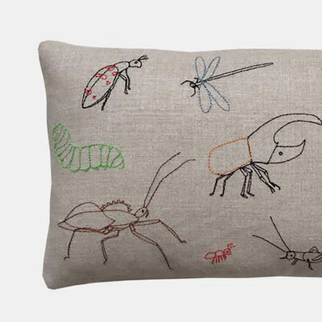 Bugs Pillow, Pillow, k studio, Collyer's Mansion - Collyer's Mansion