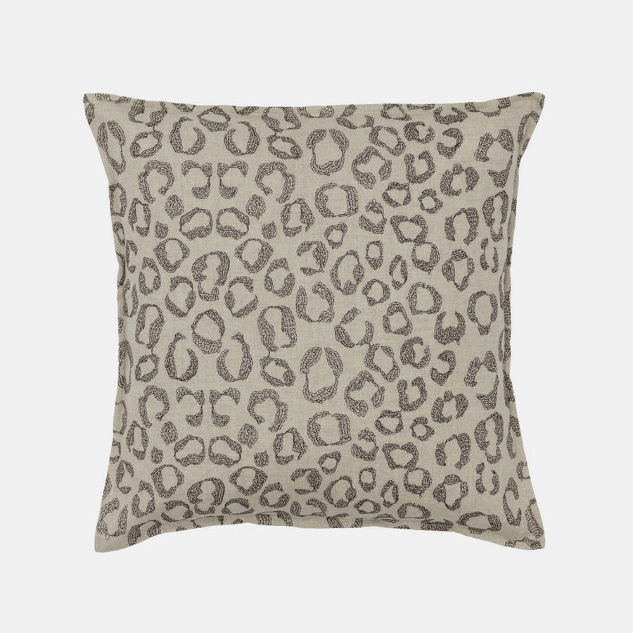 Leopard Pillow, square