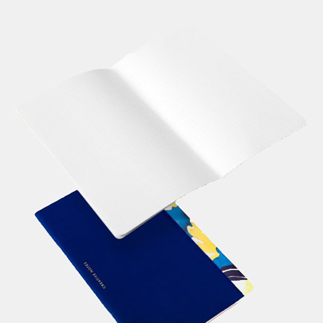 Creative Notes Notebook, dark blue, Notebook, OCTAEVO, Collyer's Mansion - Collyer's Mansion