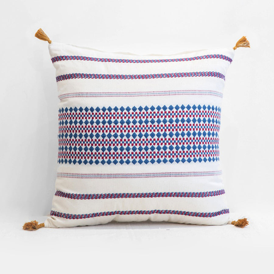 Anouk Blue Pillow, square