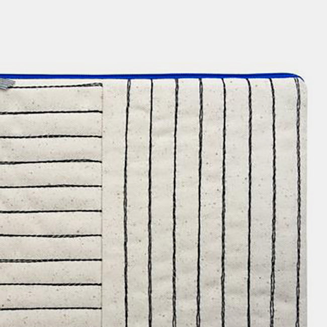 Stripes Pieced Pouch