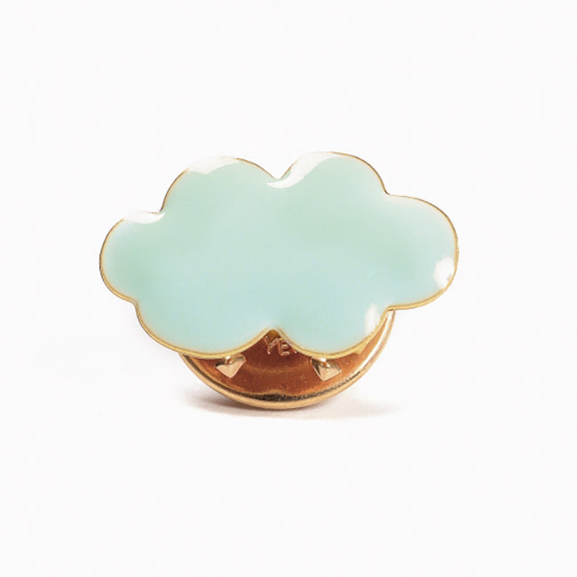 Cloud Pin, Pin, Titlee, Collyer's Mansion - Collyer's Mansion