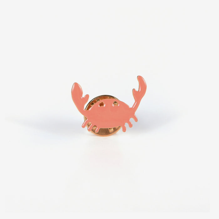 Crab Pin, Pin, Titlee, Collyer's Mansion - Collyer's Mansion