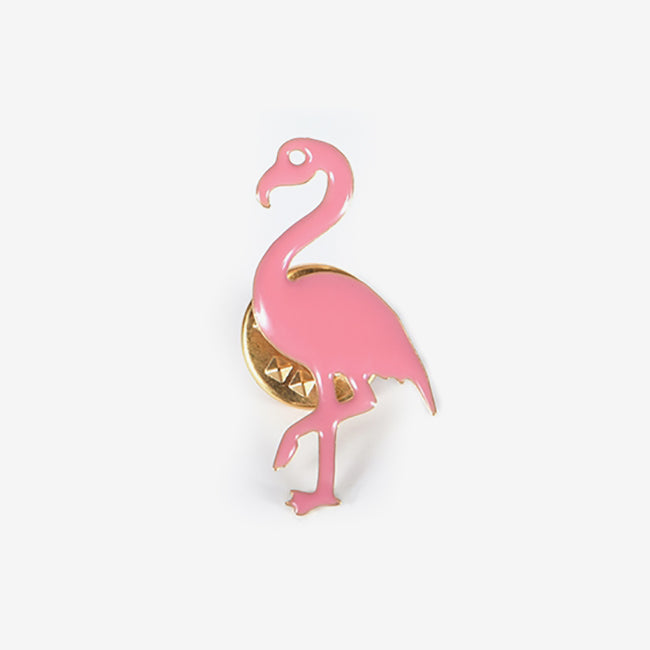 Flamingo Pin, Pin, Titlee, Collyer's Mansion - Collyer's Mansion
