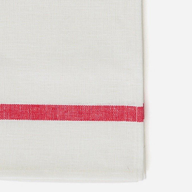 Red Line Thick Kitchen Cloth