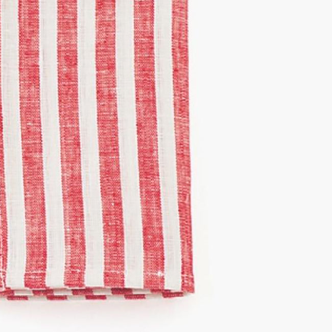 Red Stripe Kitchen Cloth