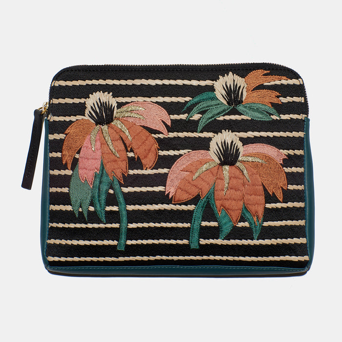 Safari Clutch in Meadow