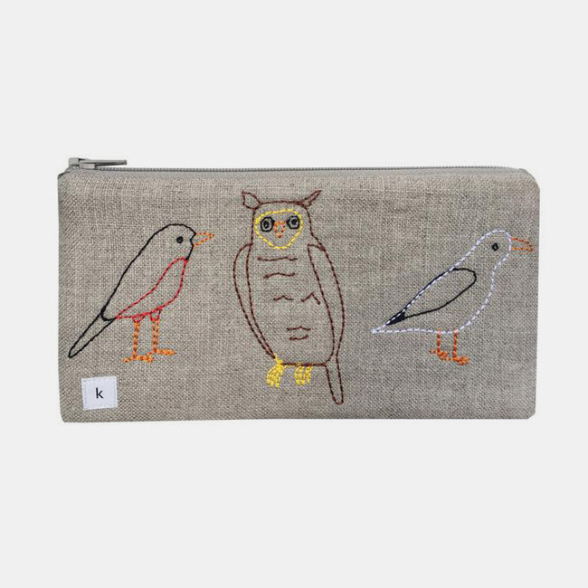 Small Birds Pouch