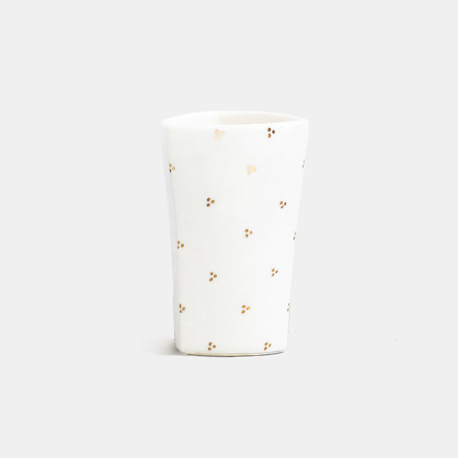 Golden Trio Dot Highball Tumbler