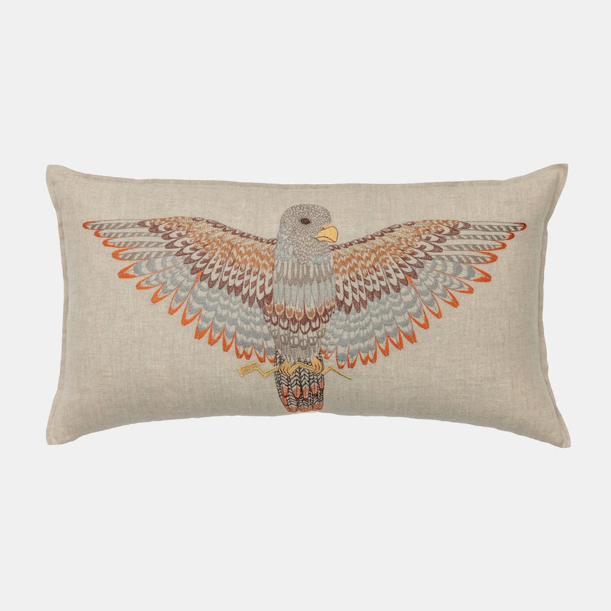 Thunderbird Pillow, lumbar
