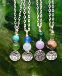 Mountain Lady Necklace Collection