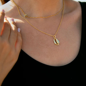 Collar Cowrie Shell - oneplanetshop
