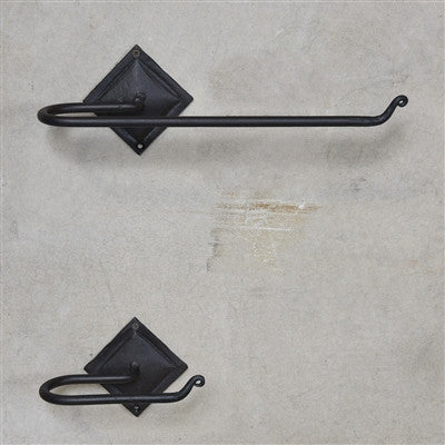 Forged Iron TP Holder Custom Listing for Barefoot
