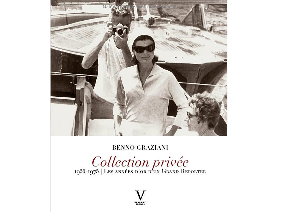 Collection privée: Reporting with style, édition français-anglais (Hardcover) Benno Graziani