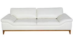 Loft West Leather Sofa