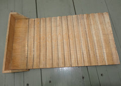 French Wooden Wash Board