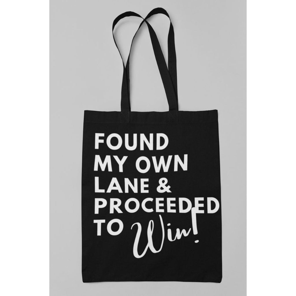 Tote Bag - What's Your Statement