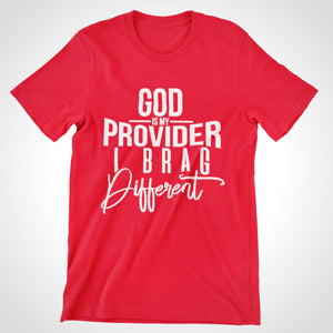 God is my Provider - What's Your Statement