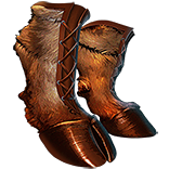 Buy POE | Abberath's Hooves, Goathide Boots at We Grind Games