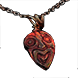 Buy POE | Ngamahu Tiki, Coral Amulet (Available by Request) at We Grind Games