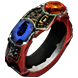 Buy POE | Berek's Grip Two-Stone Ring at We Grind Games