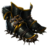 Buy POE | Brinerot Whalers. Trapper Boots (Available by Request) at We Grind Games