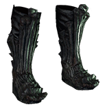 Buy POE |  Bubonic Trail, Murder Boots (1 Abyssal Socket) at We Grind Games