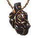 Buy POE | Carnage Heart, Onyx Amulet at We Grind Games