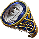 Buy POE | Circle of Fear, Sapphire Ring at We Grind Games
