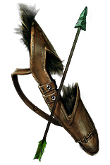 Buy POE | Cragfall, Serrated Arrow Quiver (Available by Request) at We Grind Games