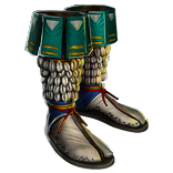 Buy POE | Dance of the Offered, Shackled Boots at We Grind Games