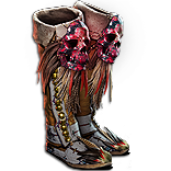 Buy POE | Doryani's Delusion, Slink Boots (Available by Request) at We Grind Games
