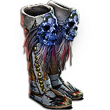 Buy POE | Doryani's Delusion, Sorcerer Boots (Available by Request) at We Grind Games